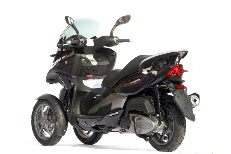 Quadro 350 S 3-Wheel Scooter Now Available, Price ...
