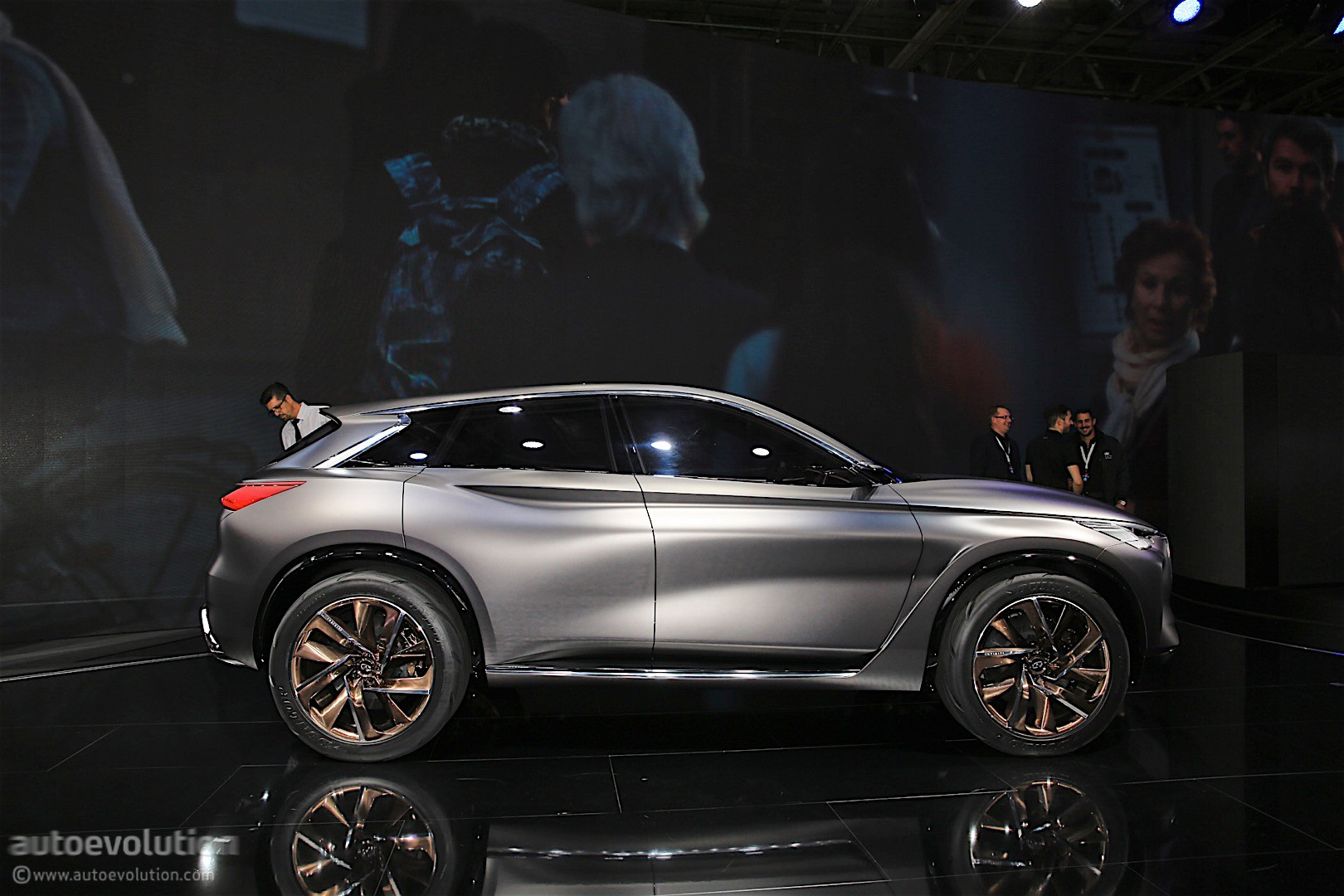 Image Result For Infiniti Qx Suv Concept