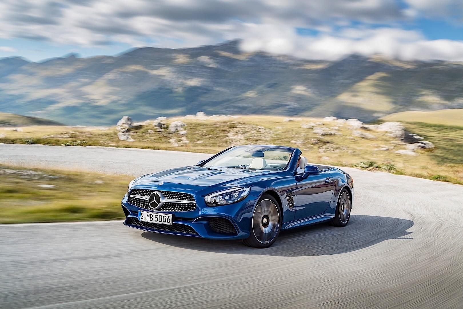 2021 Mercedes SL R232 To Get Mercedes-AMG 73 Plug-In ...