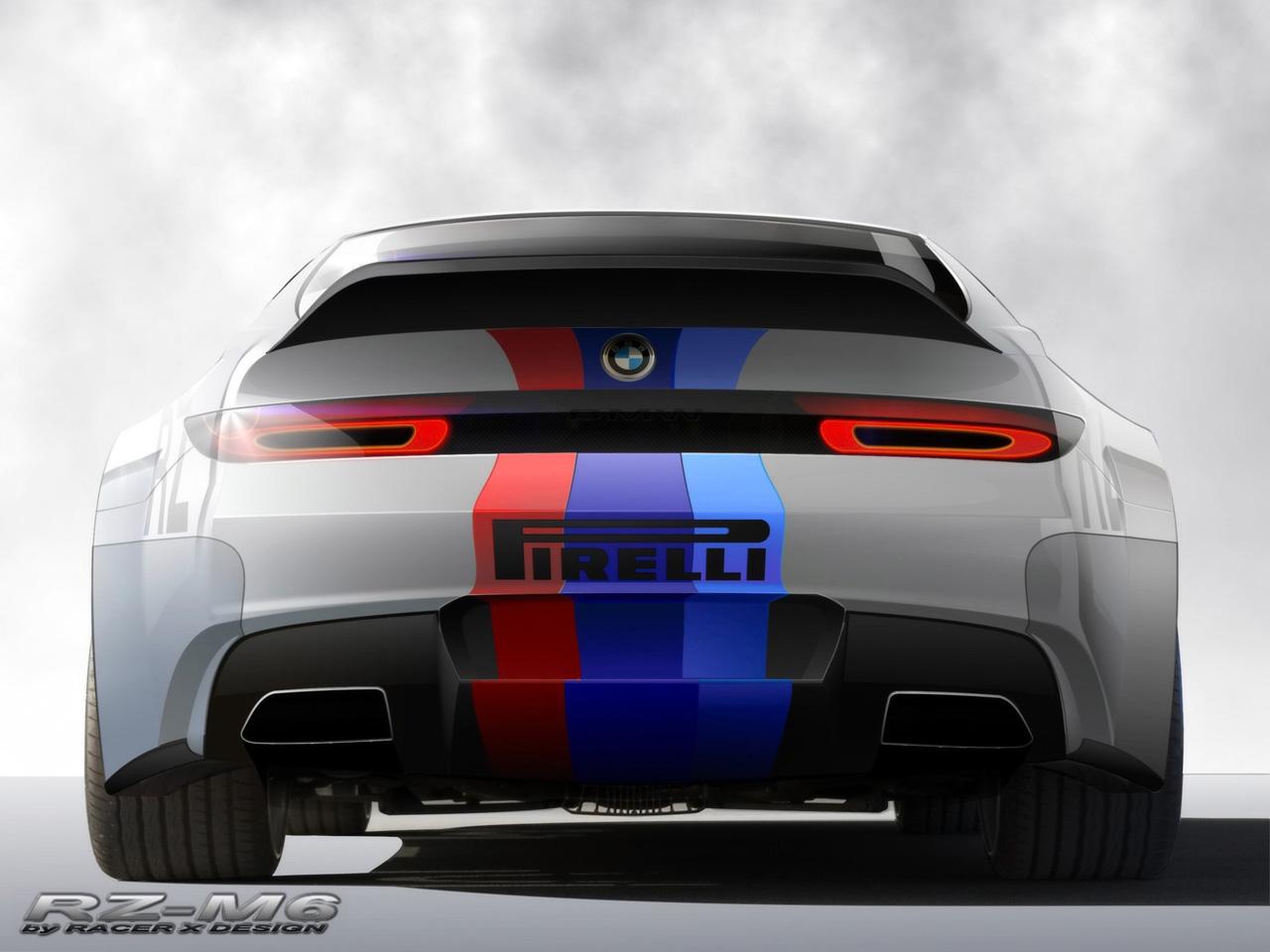 Racer X Design 2009 BMW RZ-M6 - autoevolution