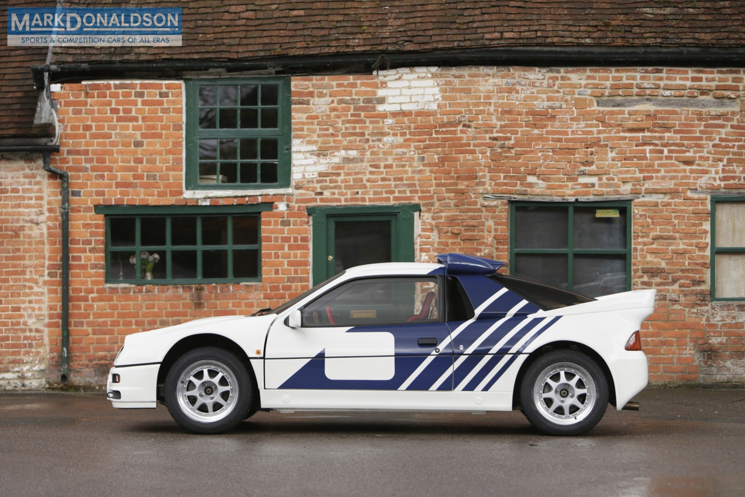 ford rs200 rally bred kingdom united rs autoevolution 1986 open