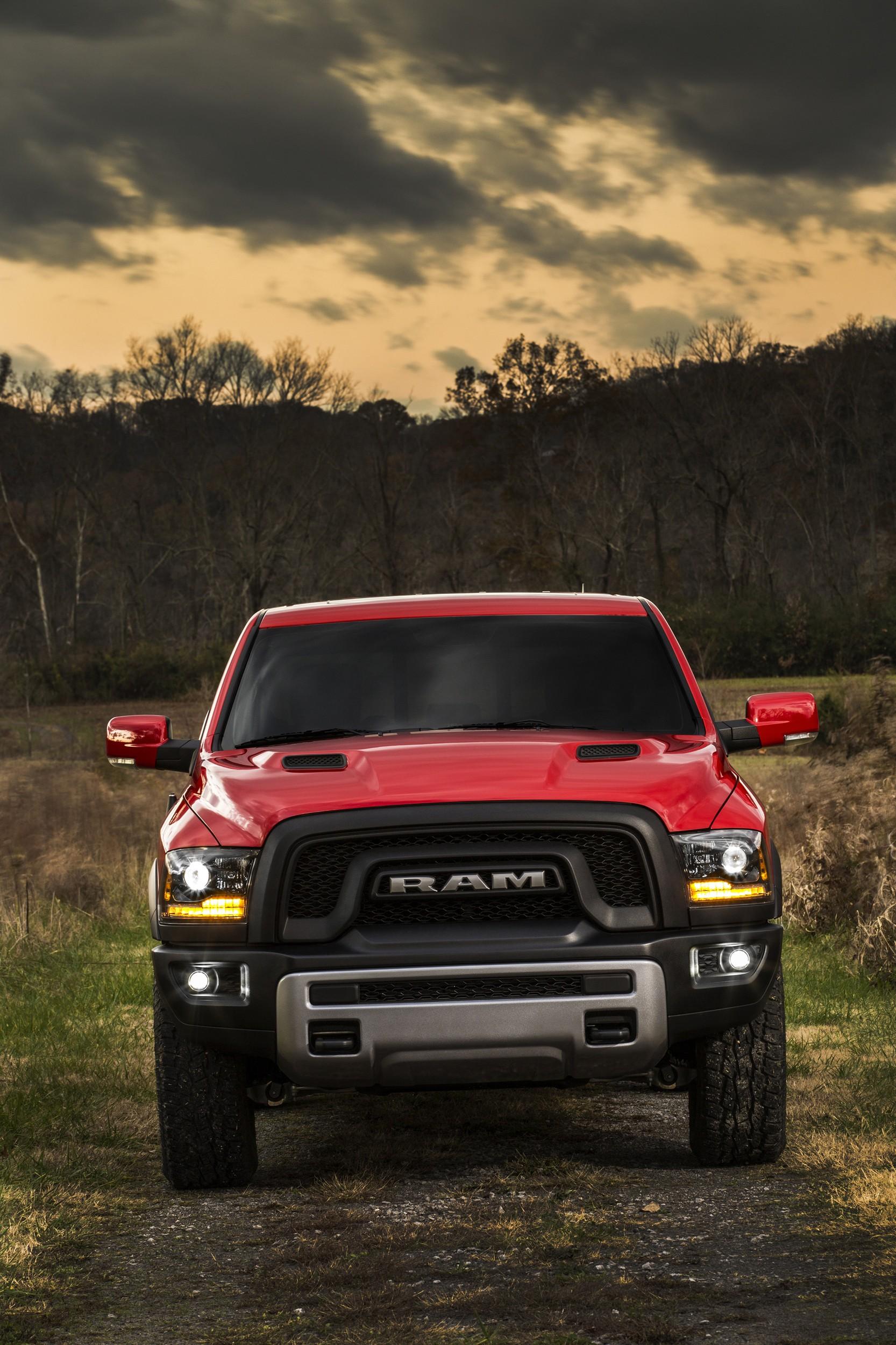 Dodge Pickup Trucks >> 2016 Ram Heavy-Duty Pickup Truck Detailed - autoevolution