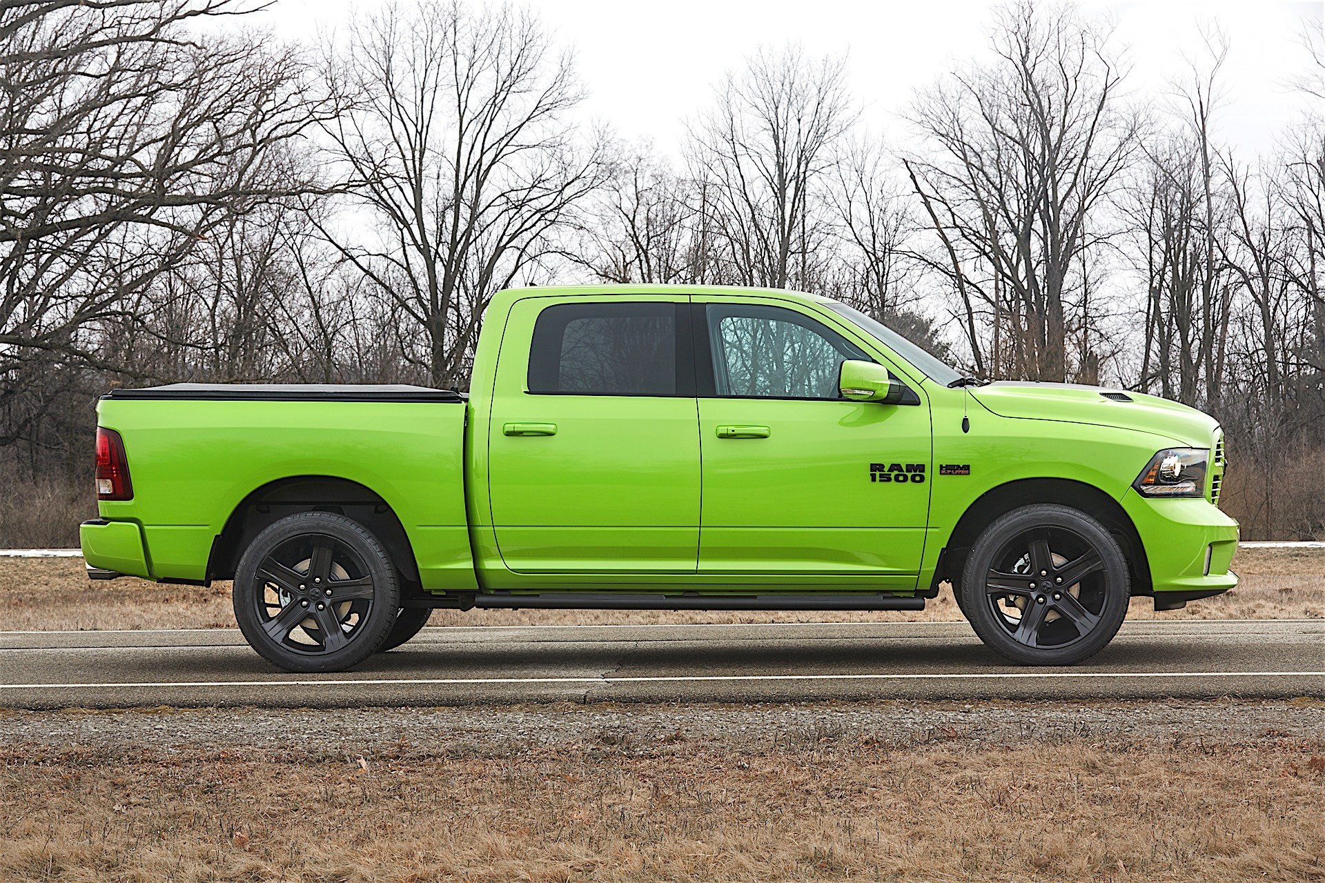 Ram Unveils Two Special Editions Of The 1500 Describes