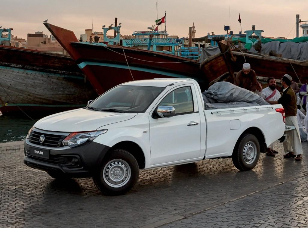 New Ram Dakota Won't Be Based On Mitsubishi Triton Mid-Size Pickup Truck - autoevolution