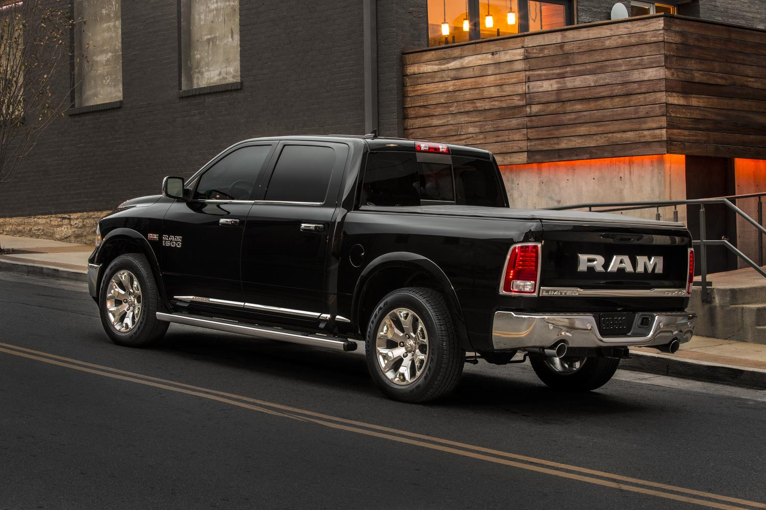 ram laramie limited is the black tie bro of the southerner longhorn autoevolution. Black Bedroom Furniture Sets. Home Design Ideas