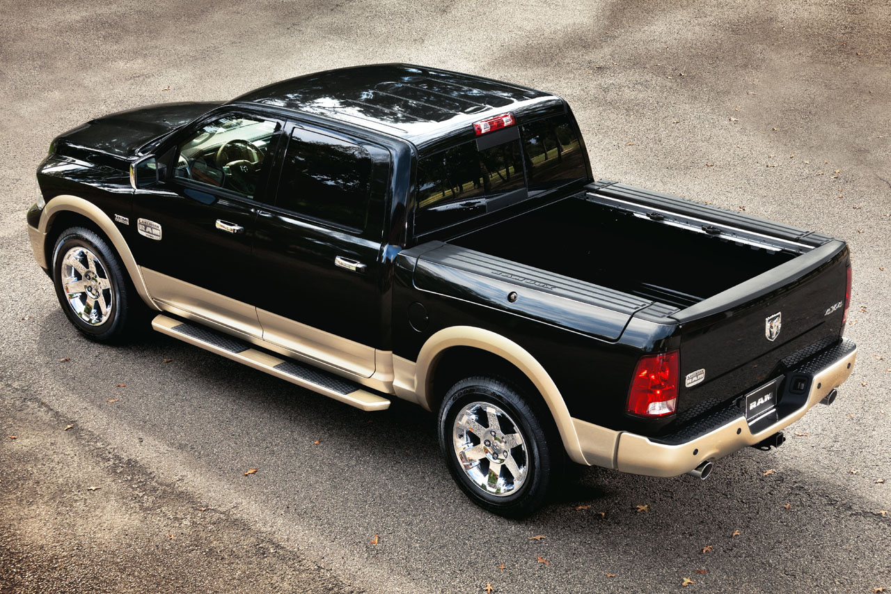 Dodge Ram Longhorn >> Ram Laramie Longhorn, the Most Luxurious Ram Truck Ever - autoevolution