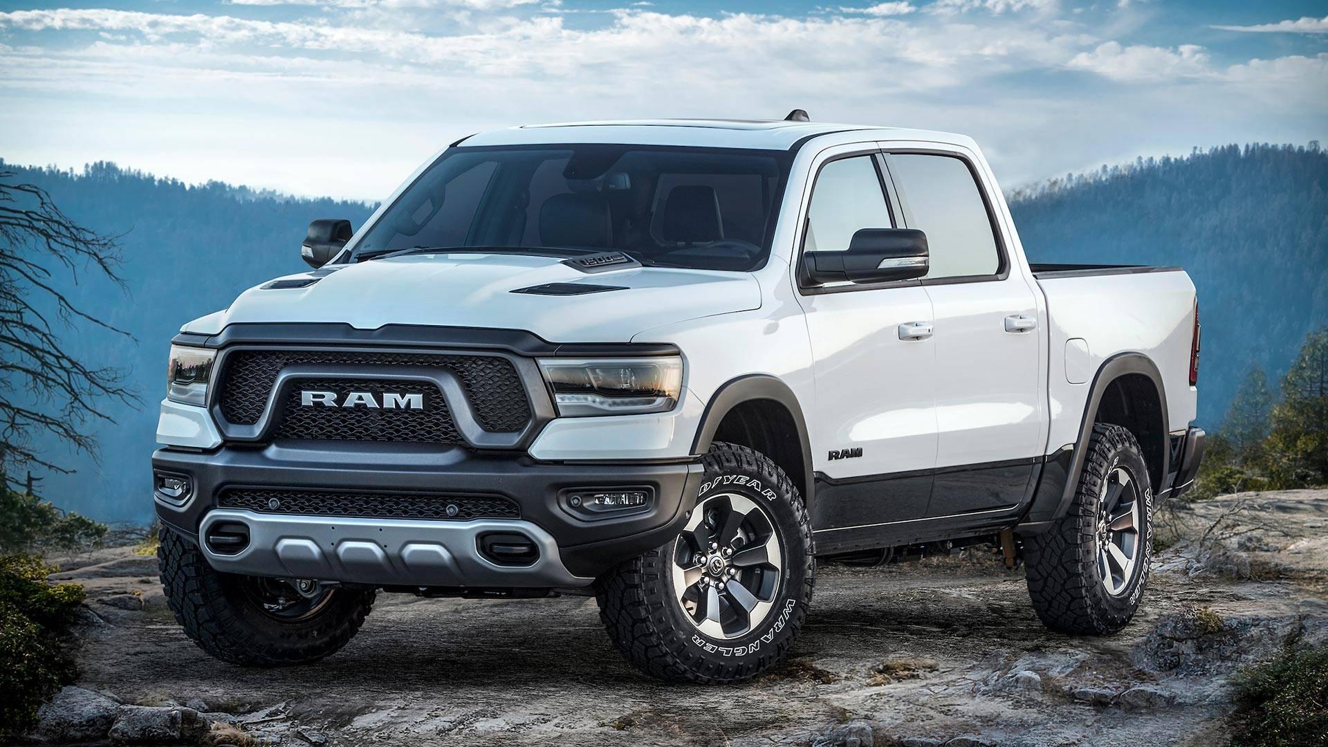 Ram Rebel TR Expected With 7.0-liter Banshee V8 Engine ...