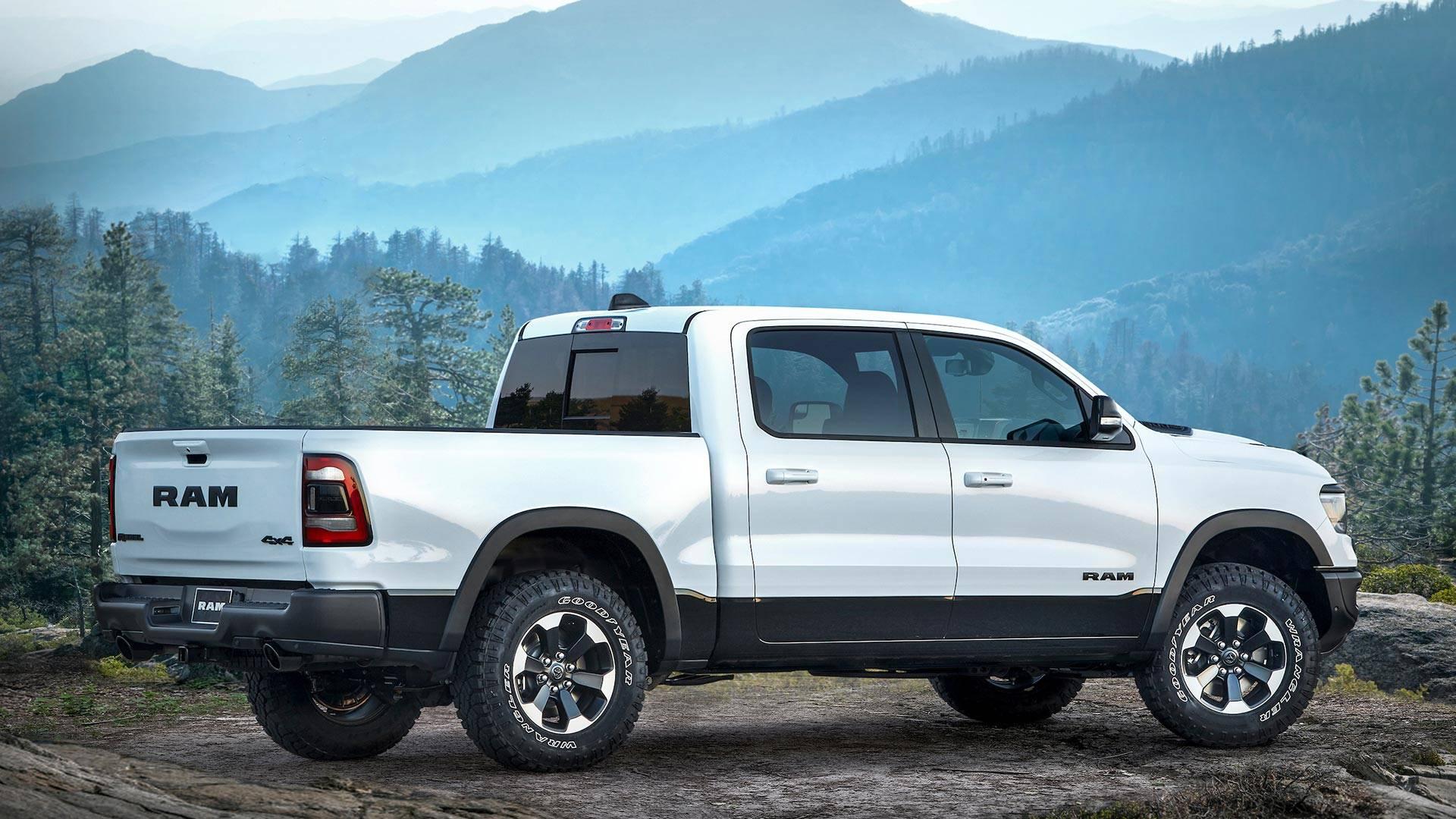 Ram Rebel Tr Expected With 7 0 Liter Banshee V8 Engine Autoevolution