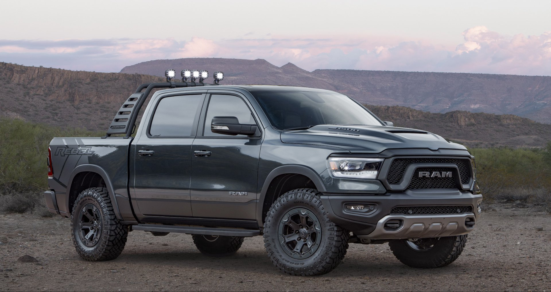Ram Teams Up With Mopar For SEMA-bound Concept Trucks ...