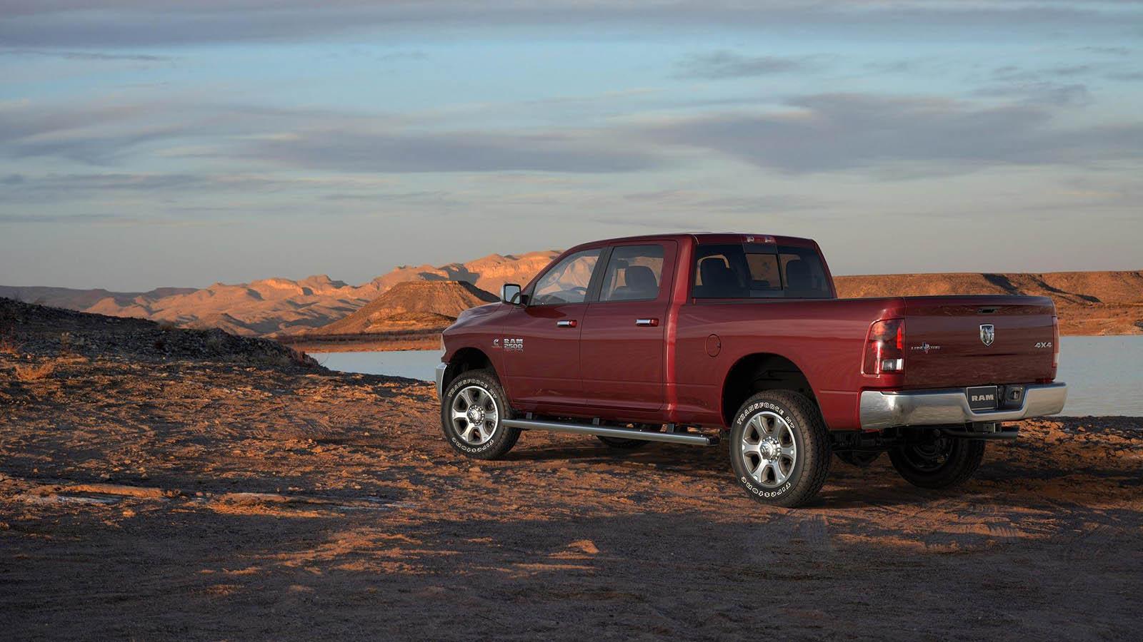 2018 Ram Pickup Truck Platform To Bring Forth SUV, Dakota