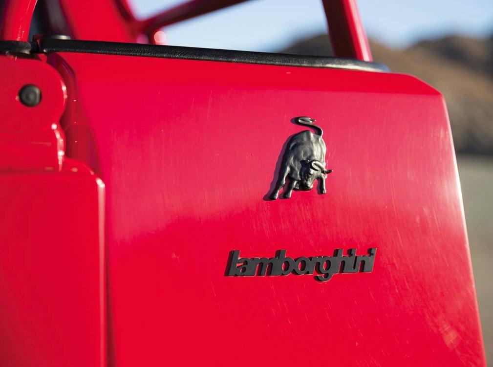Логотип быка Lamborghini