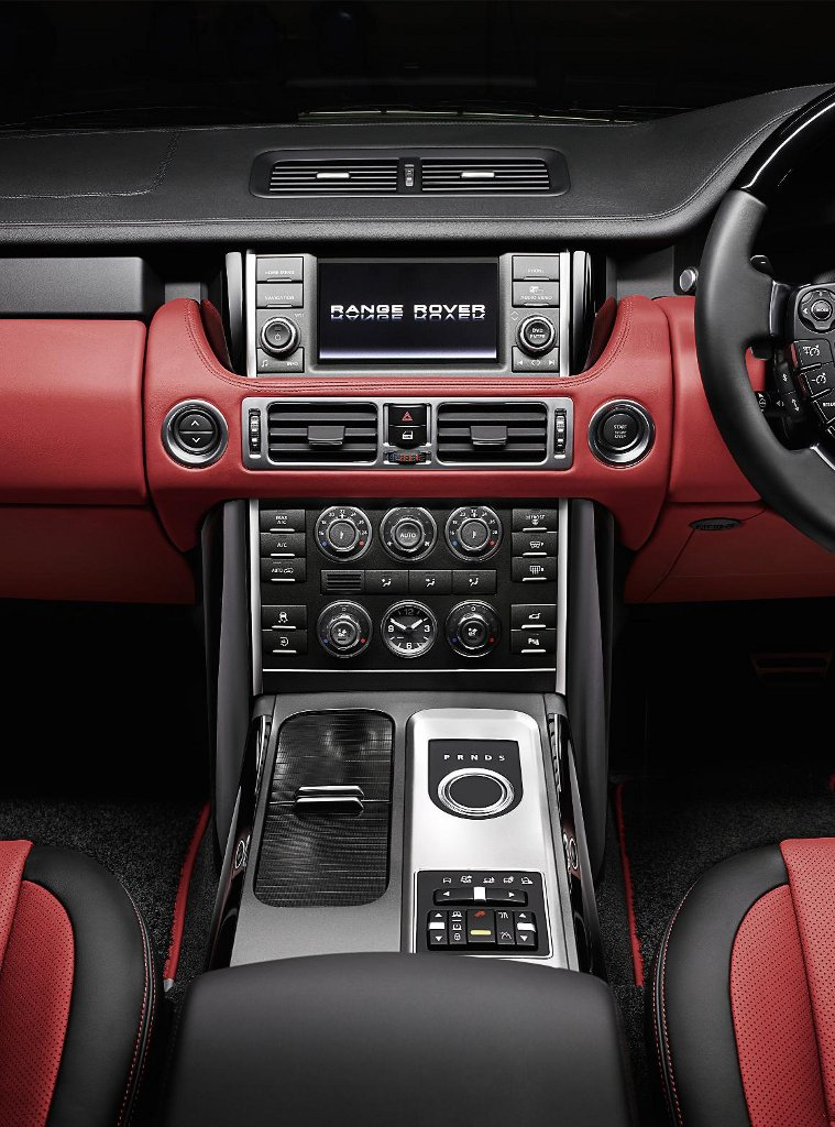 range rover autobiography black limited edition launched autoevolution