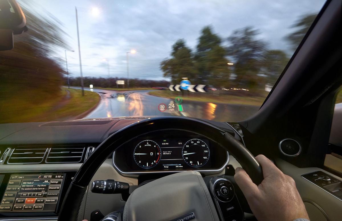 Land Rover Truck >> 2015 Range Rover Enhanced - More Grunt, Better Economy ...