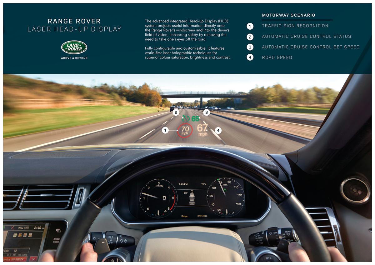 Land Rover Truck >> 2015 Range Rover Enhanced - More Grunt, Better Economy, New Technology - autoevolution