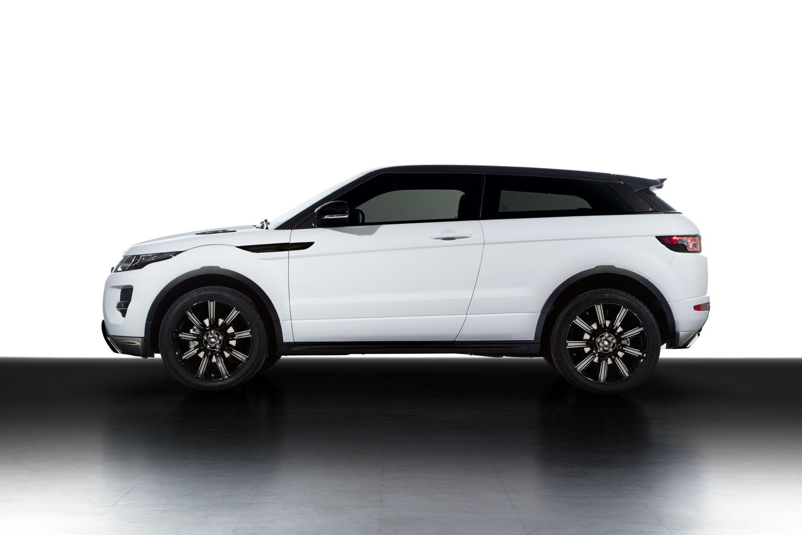 Range Rover Evoque Black Pack Launched Autoevolution