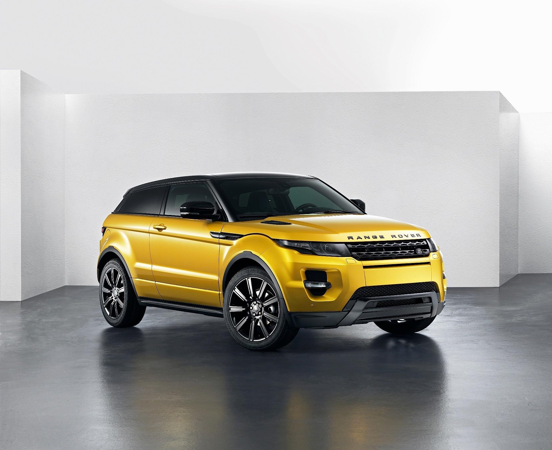 range rover evoque coupe discontinued forever autoevolution. Black Bedroom Furniture Sets. Home Design Ideas
