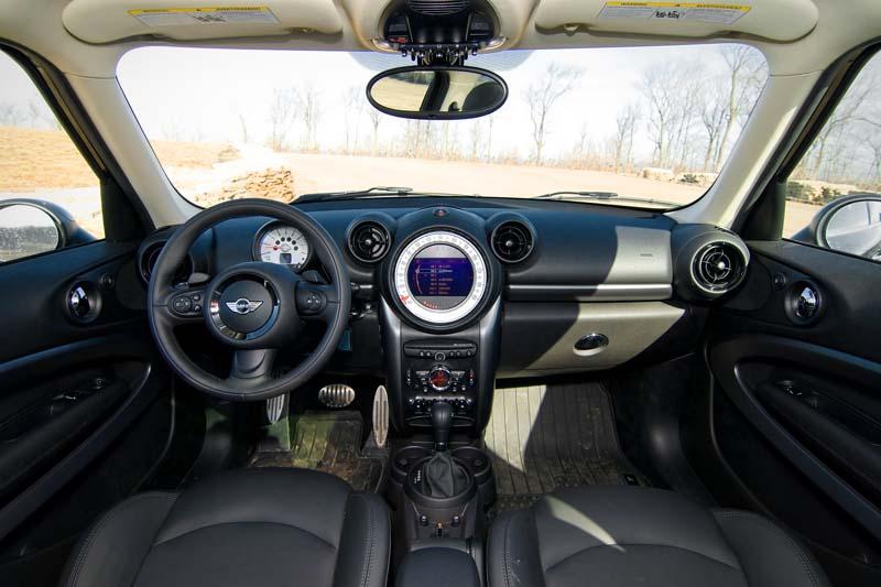 Range Rover Evoque Interior >> Range Rover Evoque Coupe vs MINI Paceman Comparison Test - autoevolution