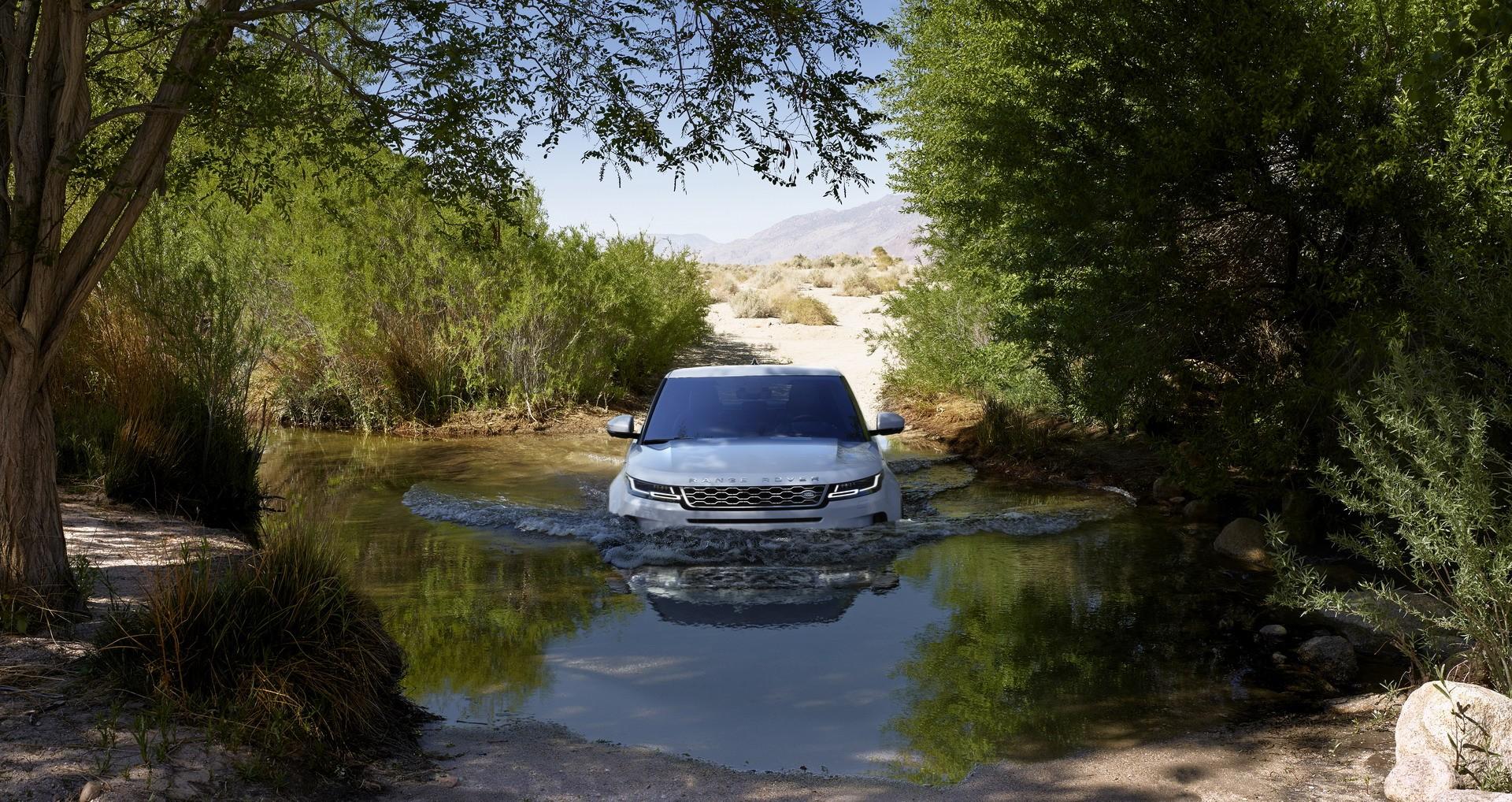 Range Rover Evoque EV Not Happening Anytime Soon, Plug-In Hybrid