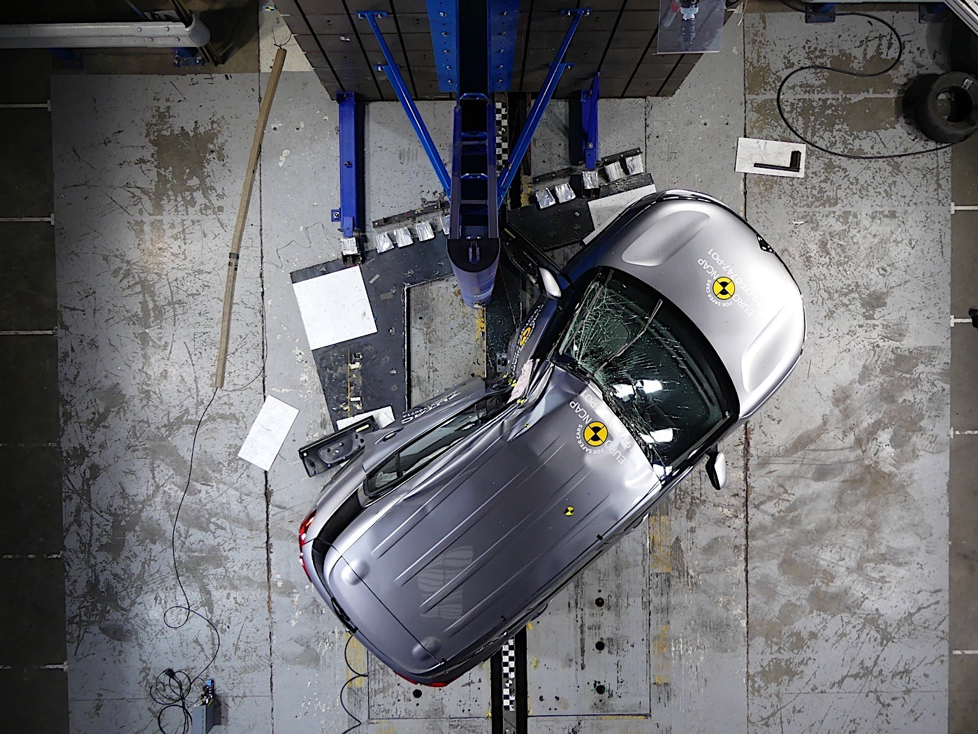 New Euro Ncap Crash Tests