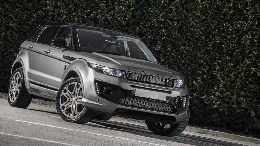 Range Rover Evoque Prestige Lux by Kahn Design Priced at £ ...