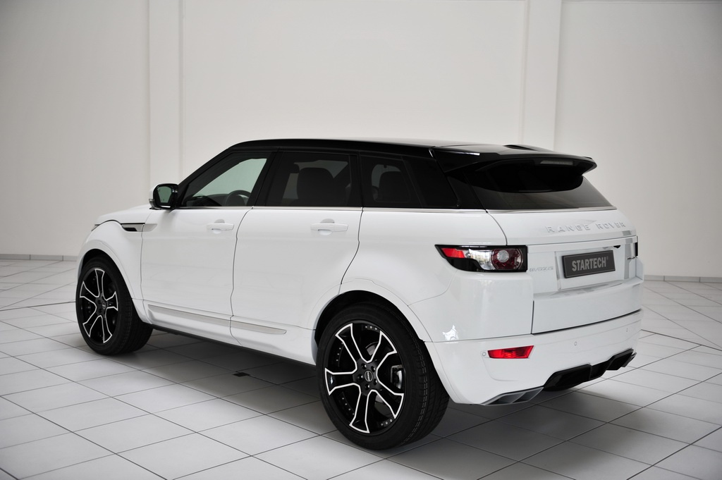 Range Rover Evoque Tuning By Startech Autoevolution