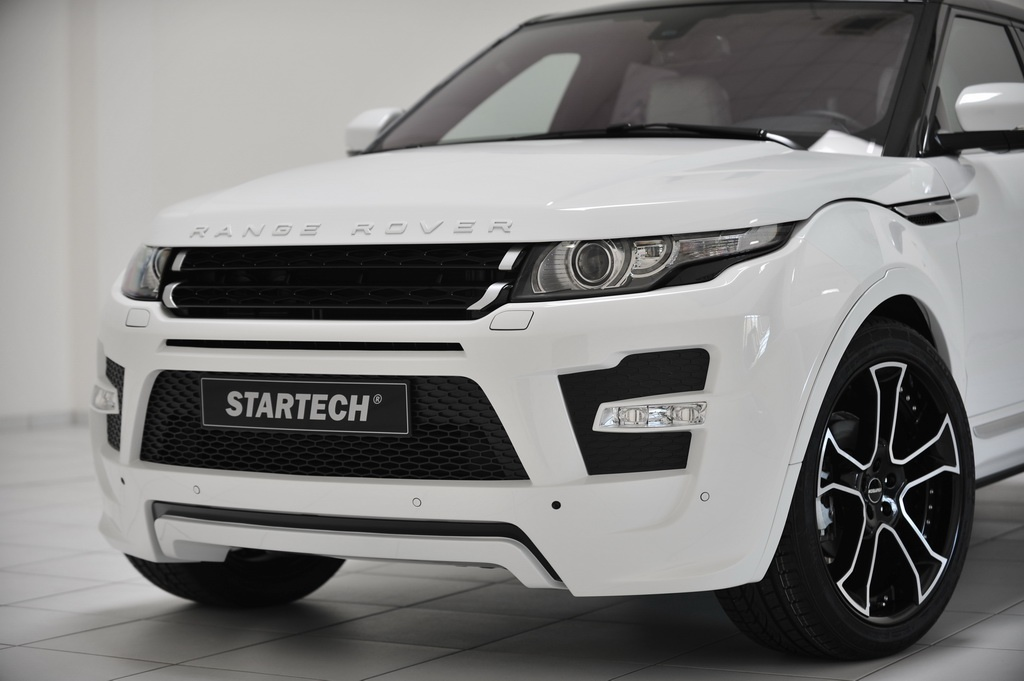 range rover evoque tuning by startech autoevolution. Black Bedroom Furniture Sets. Home Design Ideas