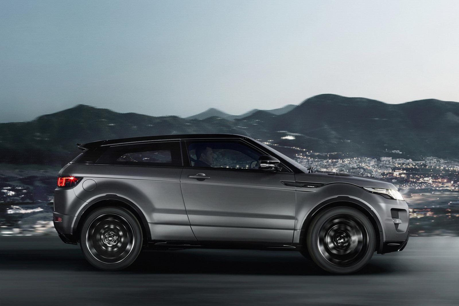 range rover evoque victoria beckham edition autoevolution. Black Bedroom Furniture Sets. Home Design Ideas