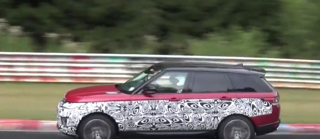 Range Rover Hybrid Discovery Sport Hybrid Get Closer To Production