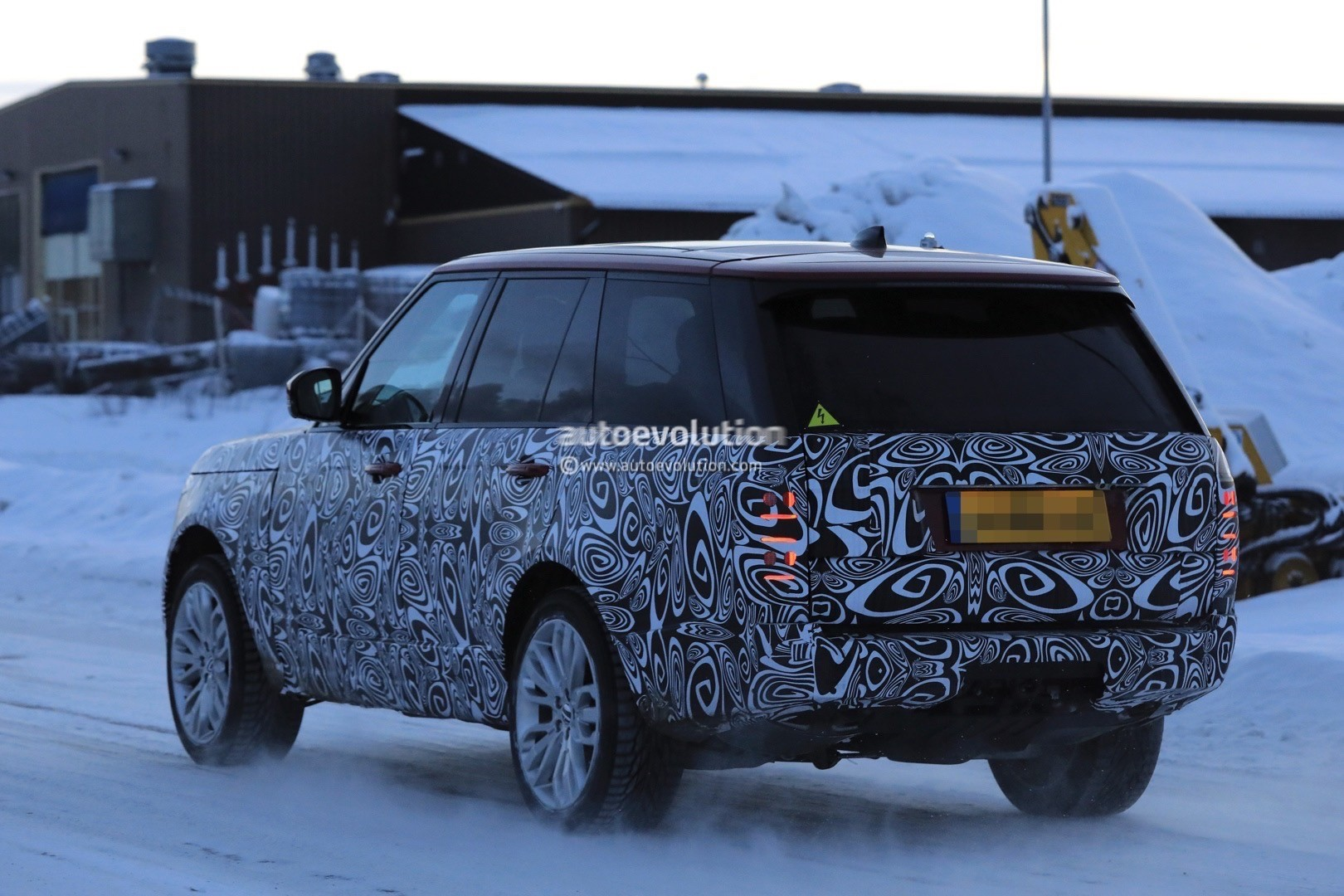 2018 land rover autobiography. perfect rover pics incoming 2018 range rover  on land rover autobiography