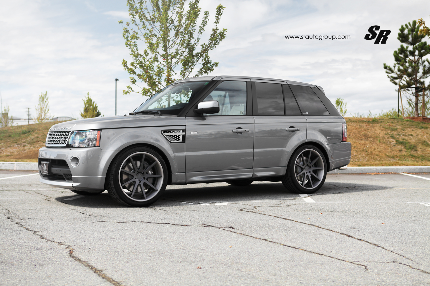range rover sport by sr auto autoevolution. Black Bedroom Furniture Sets. Home Design Ideas