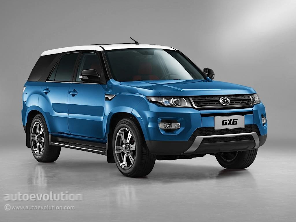 Range Rover Sport Cloned By The Chinese It S Called The