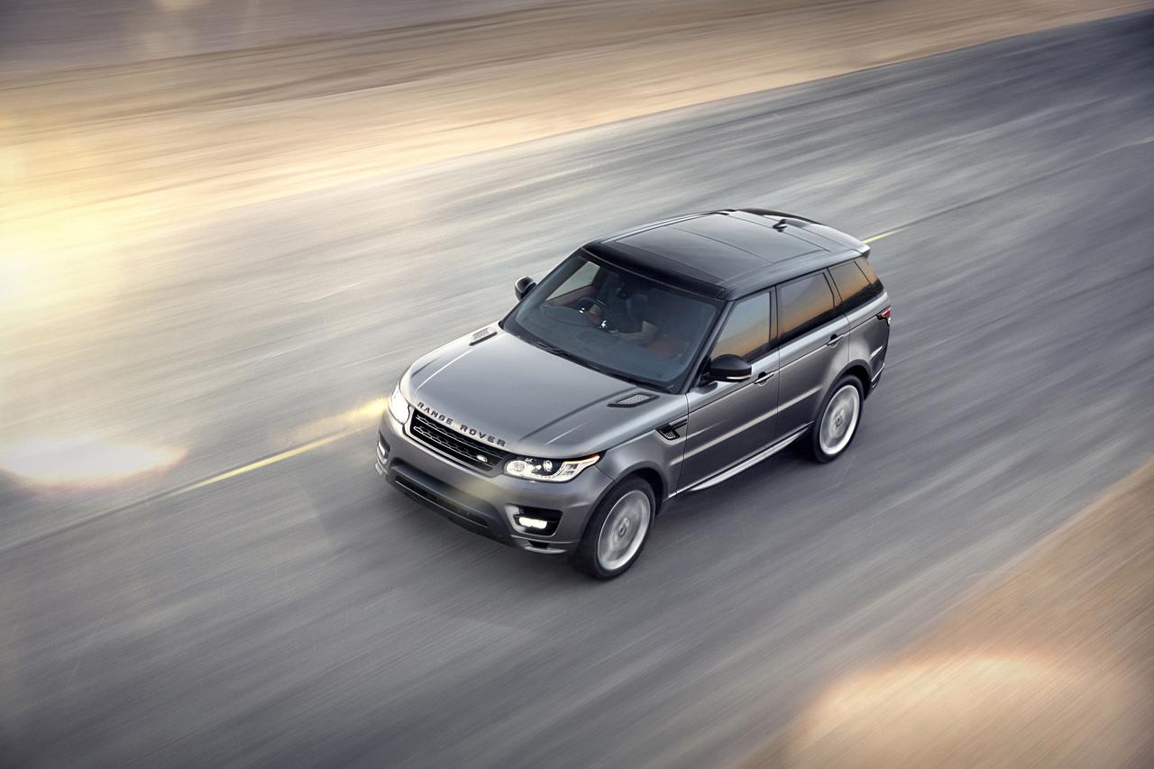 ... 2014 Range Rover Sport ...