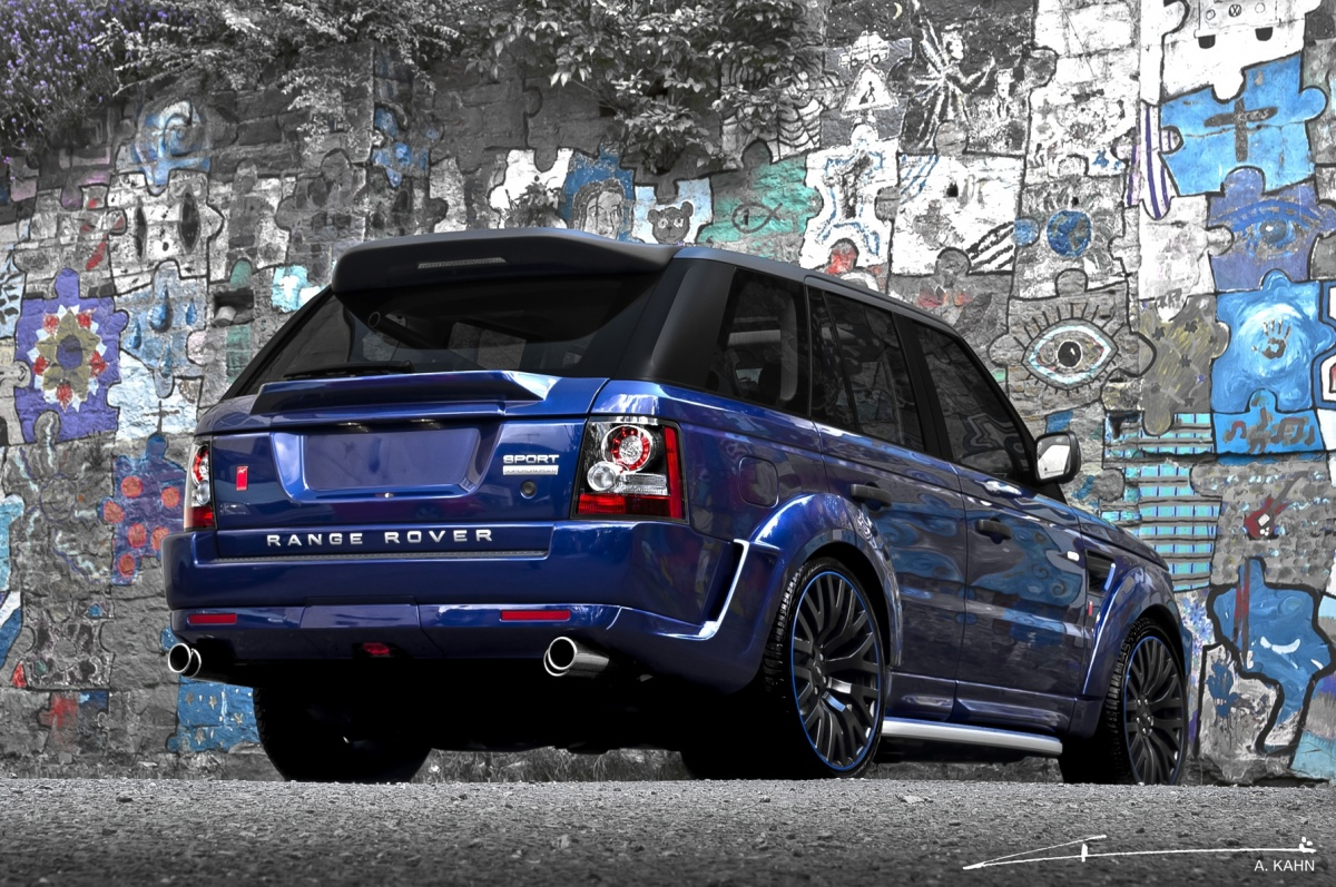 Range Rover Sport Miyagi Edition Unleashed by Project Kahn ...