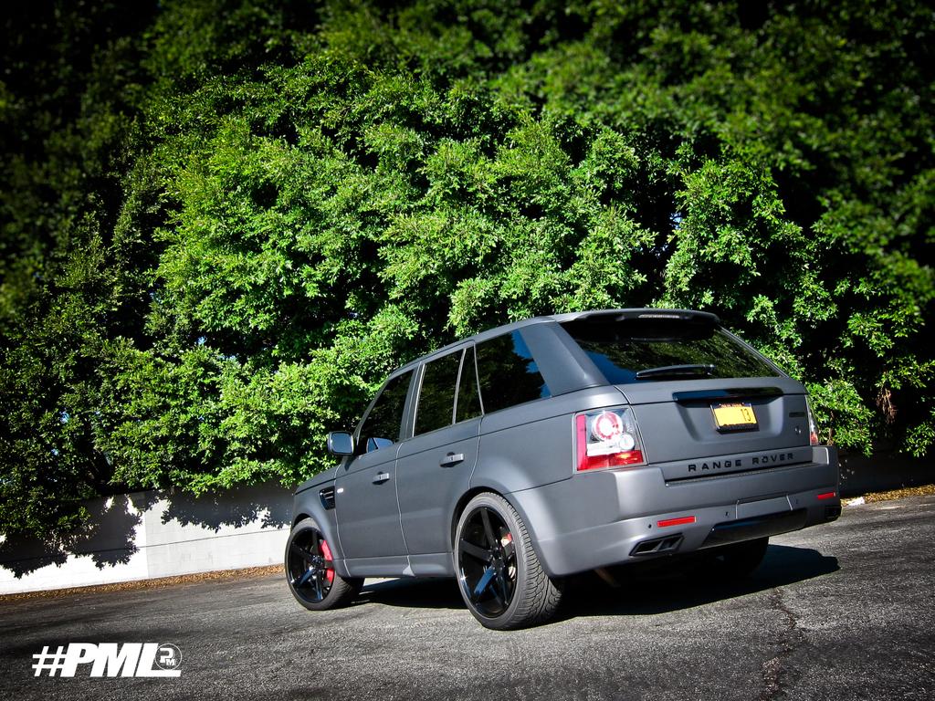 Range Rover Sport Sc By Platinum Motorsport Autoevolution