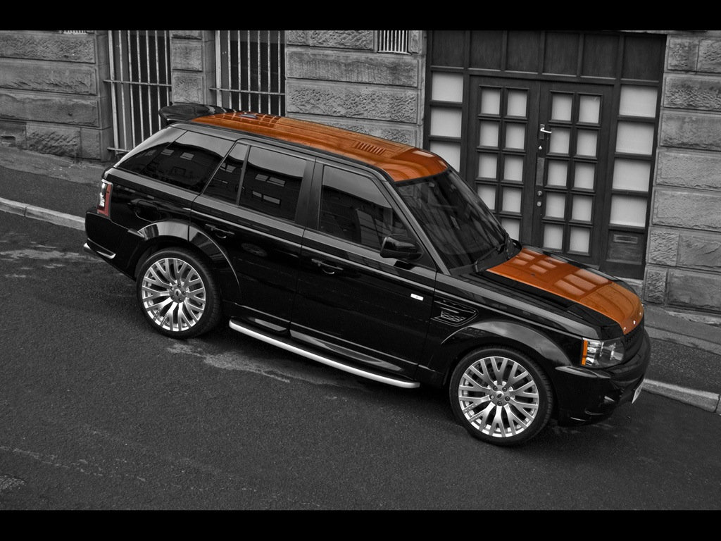 range rover sport vesuvius edition by project kahn. Black Bedroom Furniture Sets. Home Design Ideas