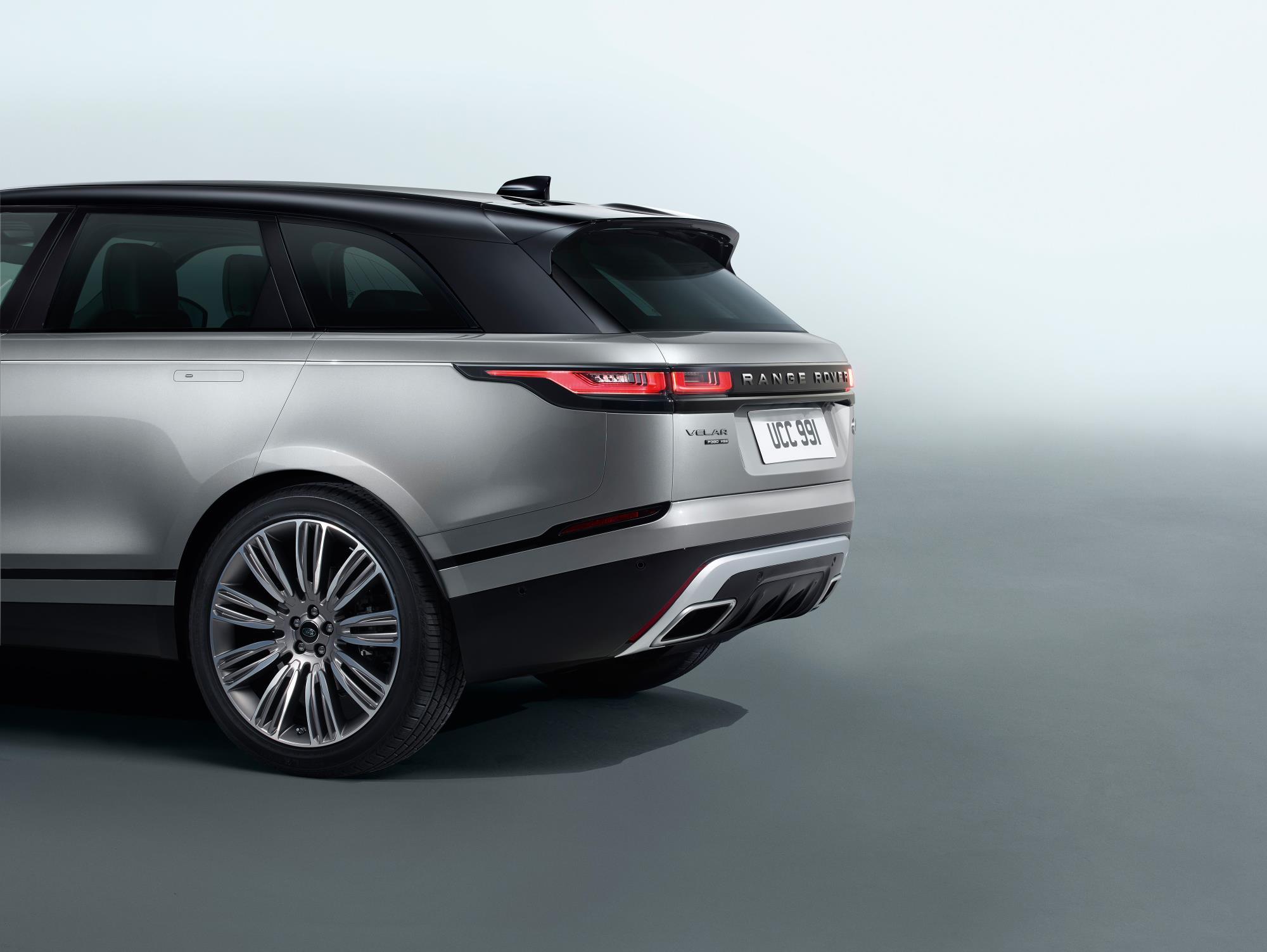 Range Rover Velar Convertible Rendering Looks Like a ...