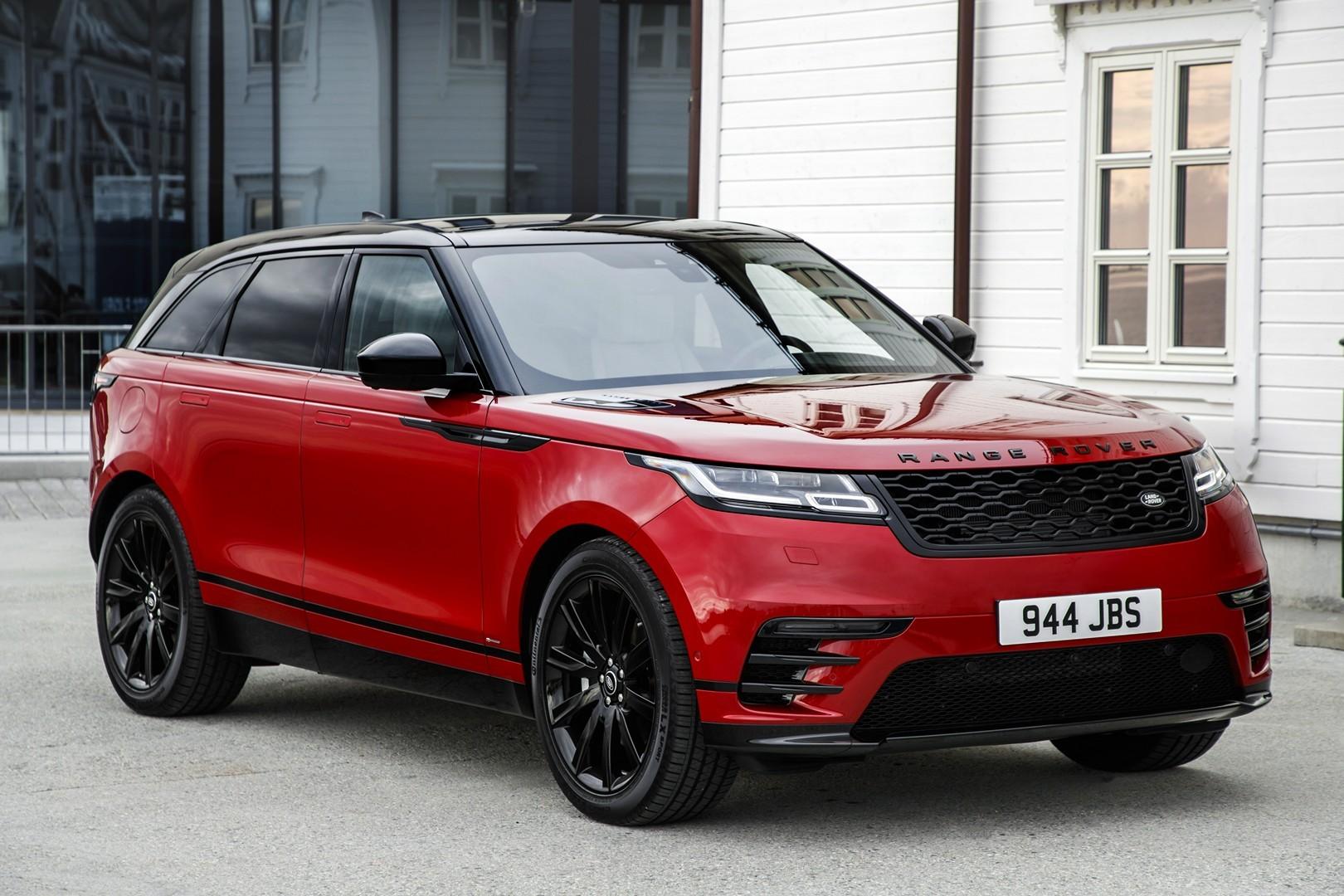 Land Rover Range Rover Velar R Dynamic Hse >> Range Rover Velar Convertible Rendering Looks Like a Luxury Boat - autoevolution