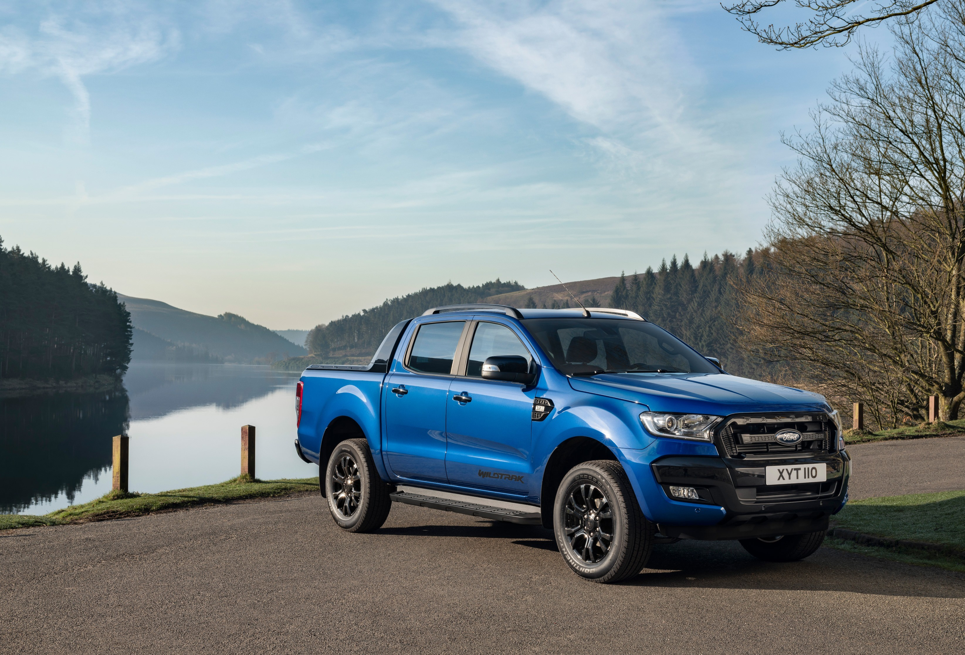 2018 Ford Ranger Wildtrak X Is Dressed To Impress