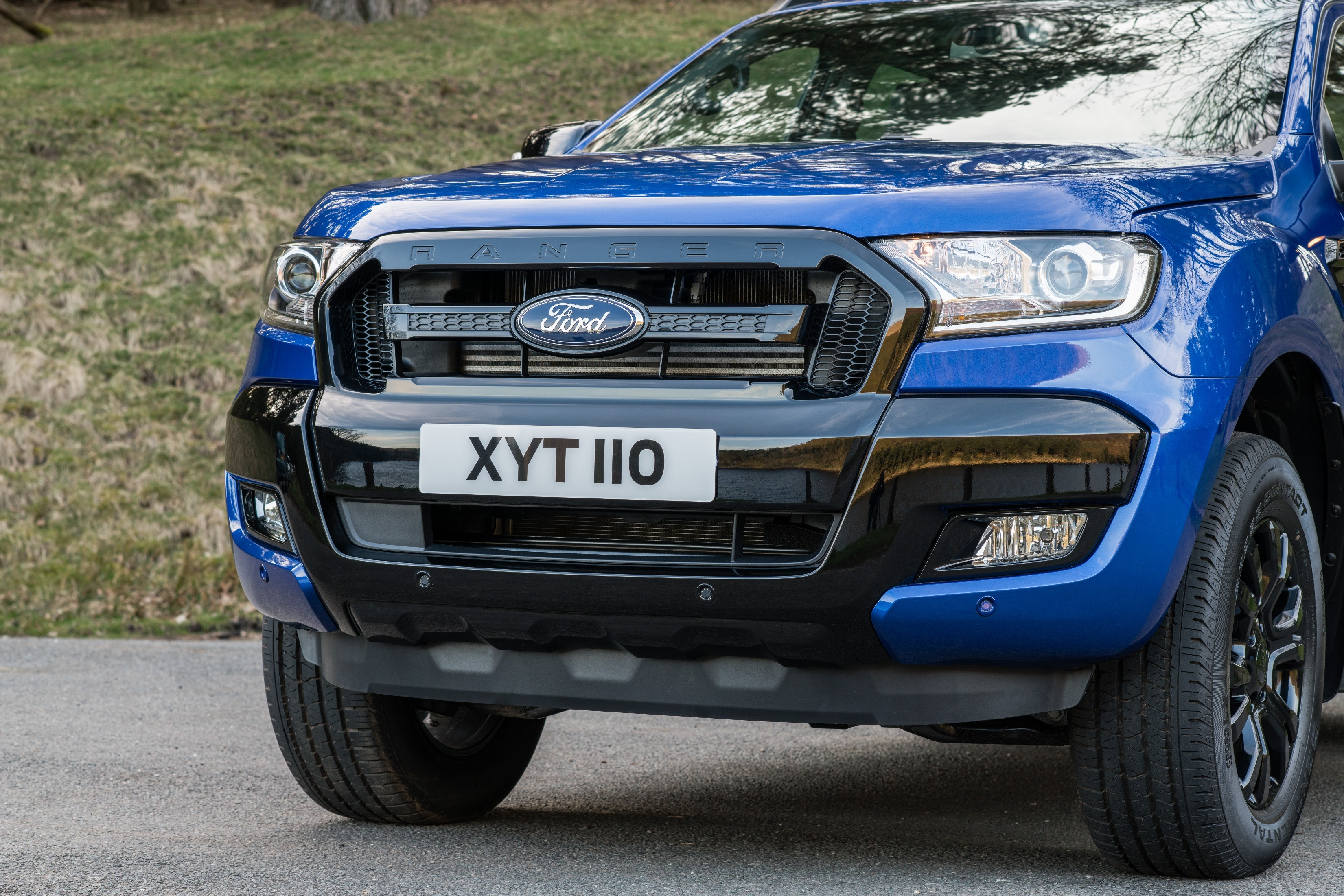 2018 ford ranger wildtrak x is dressed to impress autoevolution. Black Bedroom Furniture Sets. Home Design Ideas