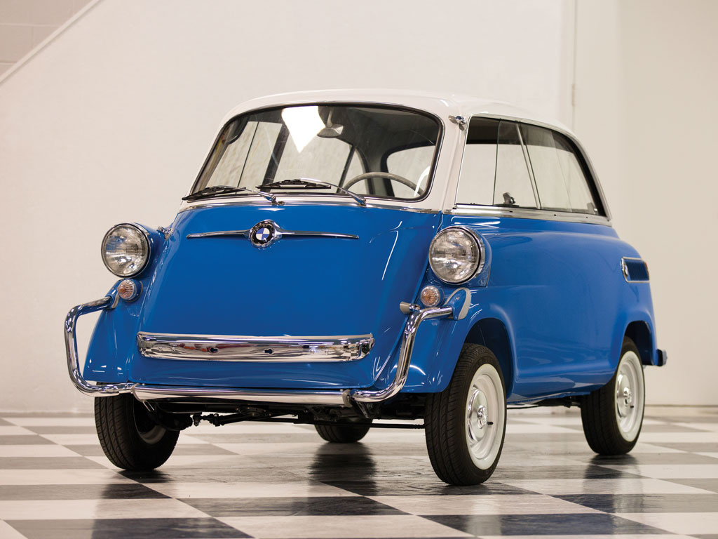 Rare BMW Auctioned For At Amelia Autoevolution - 600 bmw