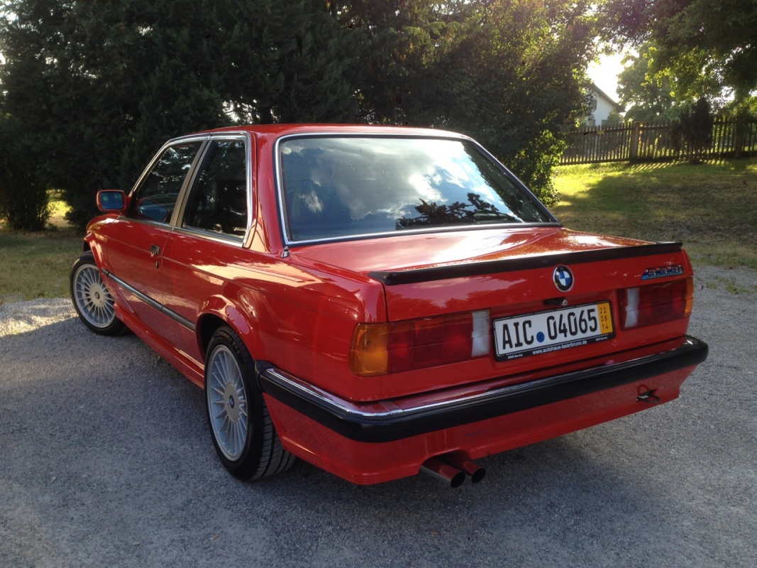 Rare 1985 Bmw Alpina 333i Up For Sale Autoevolution