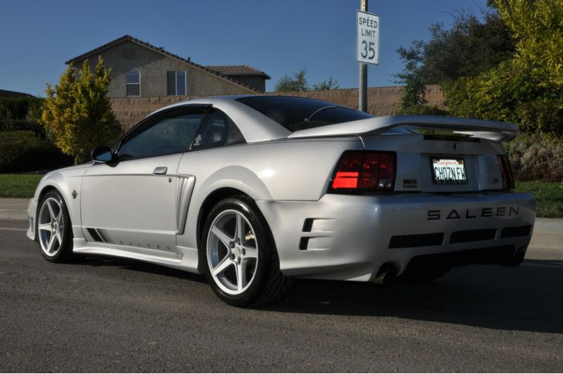 Rare 1999 Saleen Mustang S351 Up for Auction on eBay - autoevolution