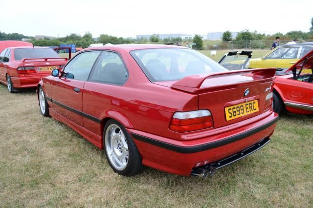 rare bmw e36 m3 gt2 up for grabs on ebay for 10 995 autoevolution. Black Bedroom Furniture Sets. Home Design Ideas
