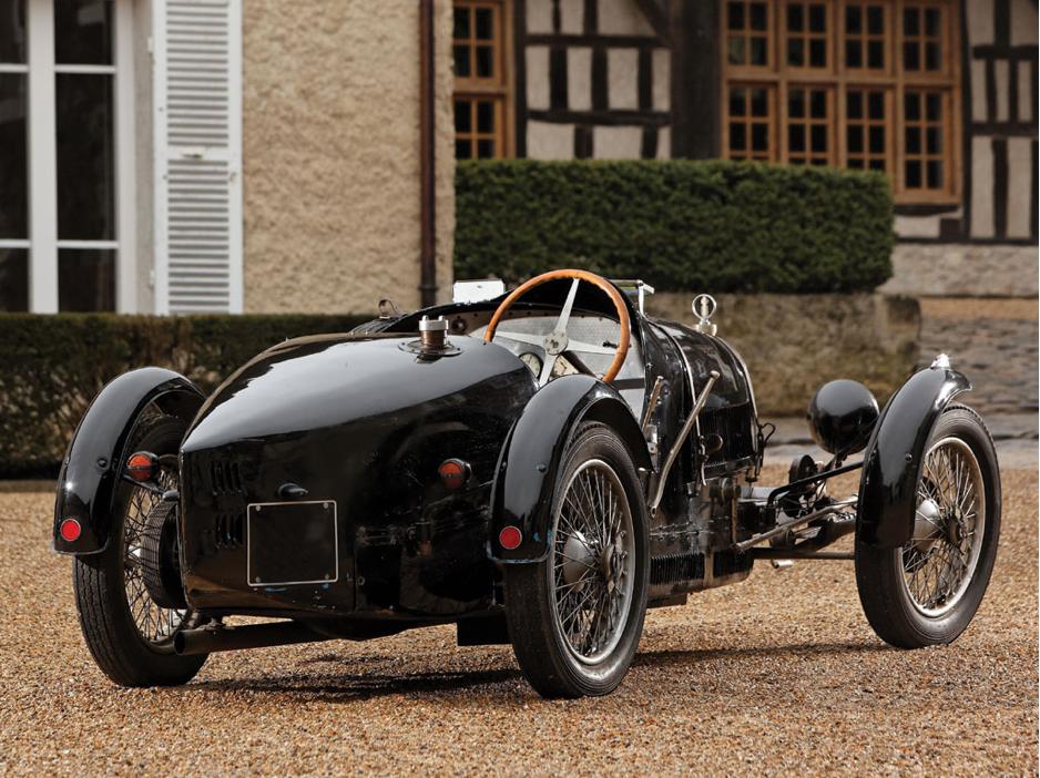 Rare Bugatti Type 37 On Sale Autoevolution