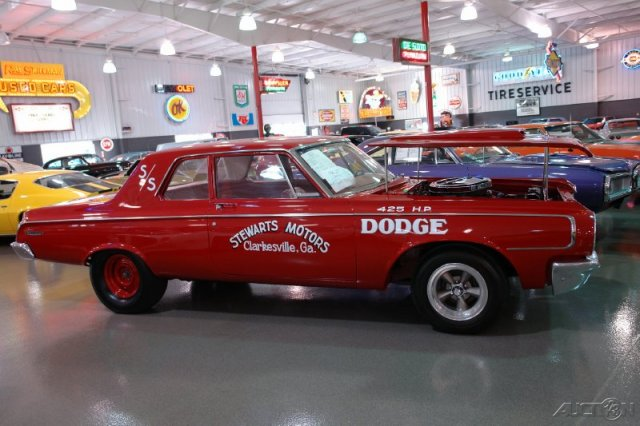 Rare Dodge 330 Lightweight Factory Drag Car For Sale