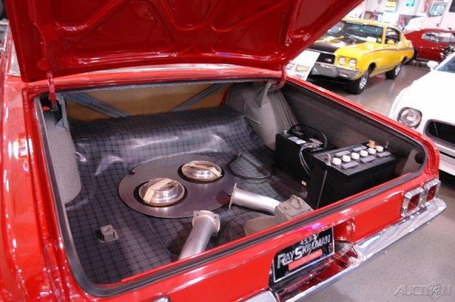 Rare Dodge 330 Lightweight Factory Drag Car For Sale
