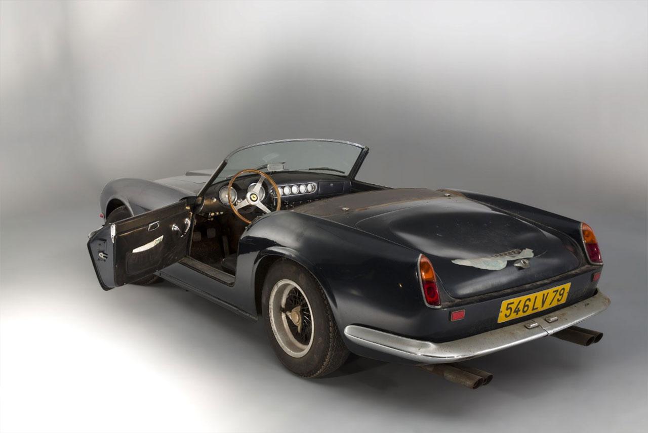 21 Century Auto >> Rare Ferrari 250GT California Spider Owned by Alain Delon Goes to Auction - autoevolution
