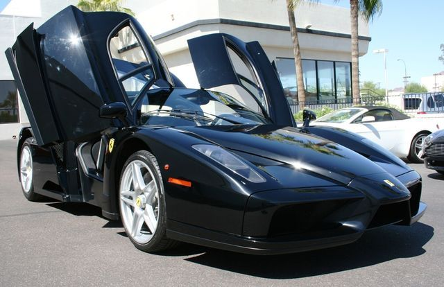 rare ferrari enzo for sale on ebay autoevolution. Black Bedroom Furniture Sets. Home Design Ideas