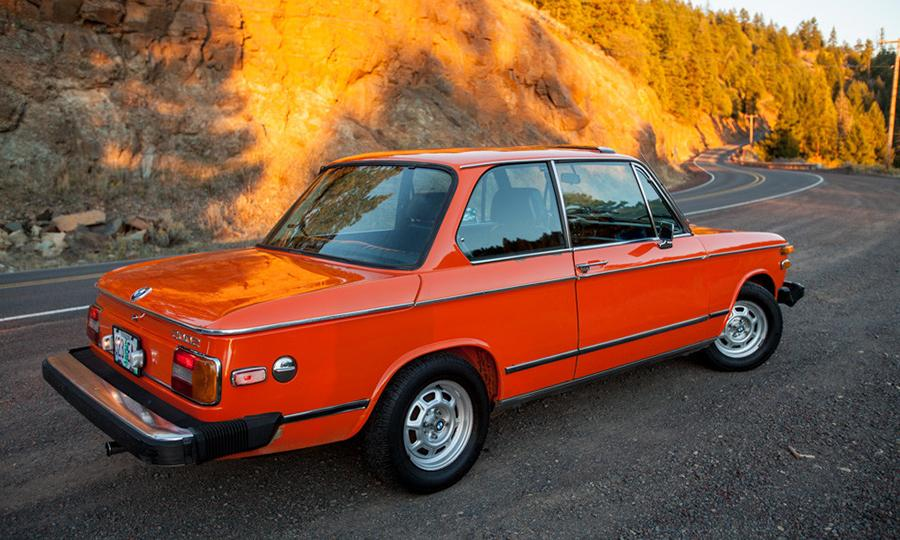 Rare Jewel For Sale On Ebay 1976 Bmw 2002 Autoevolution