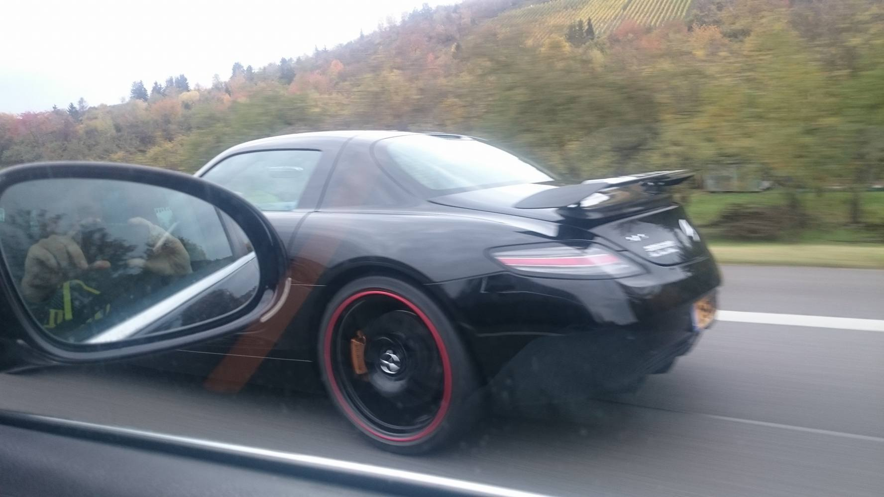 rare mercedes benz sls amg electric drive spotted in the wild autoevolution - Mercedes Benz Sls Amg Electric Drive Black
